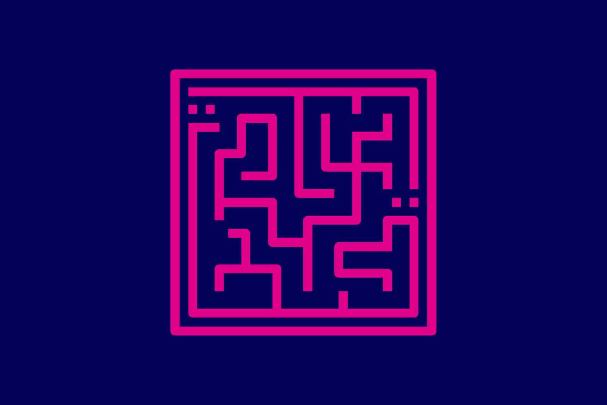 Symbol: Labyrinth.